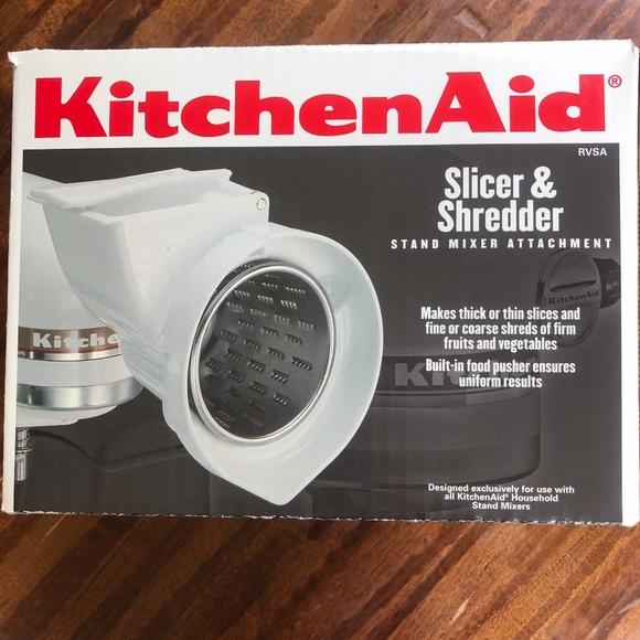 KitchenAid RVSA Slicer & Shredder